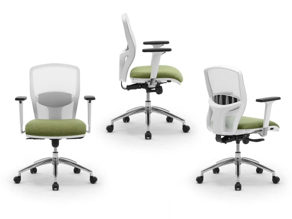 Sprint W RE, Task office chair, with net seat and backrest