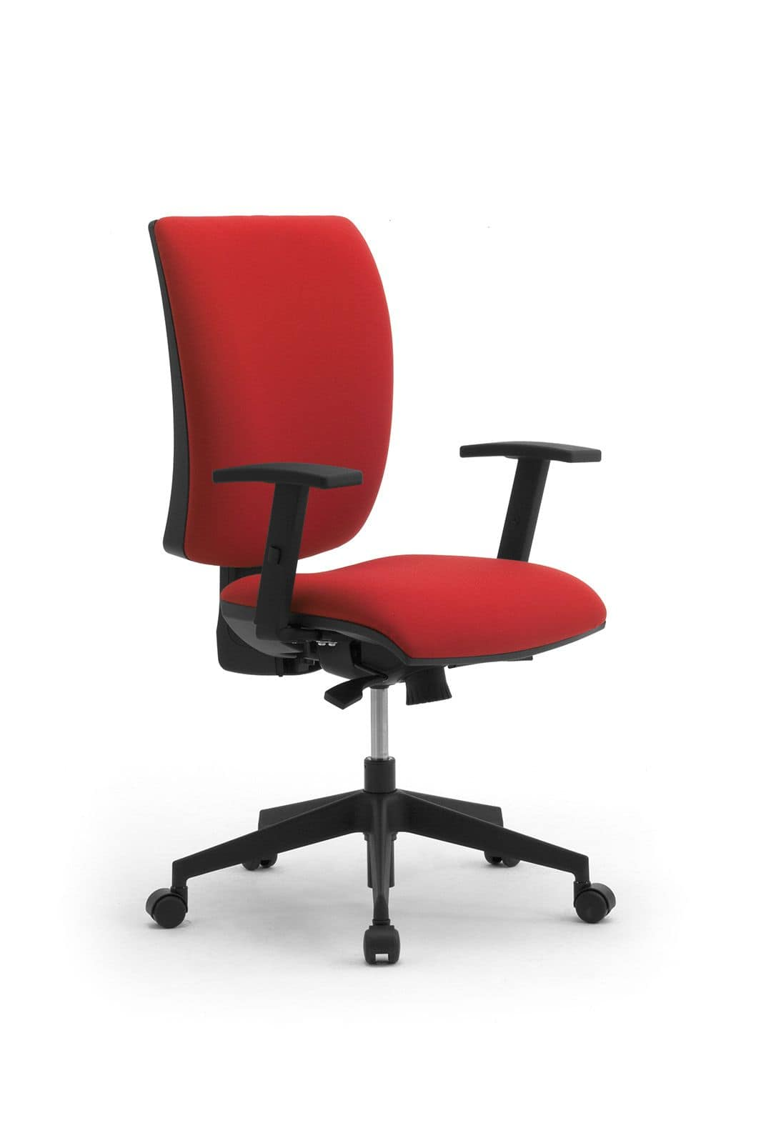 Sprint X, Operational office chair, with medium-tall backrest