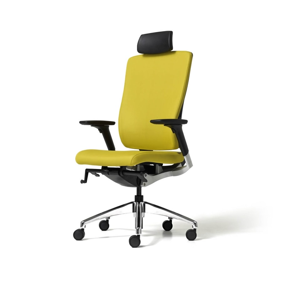 Style, Executive chair, comfortable, with ergonomic backrest