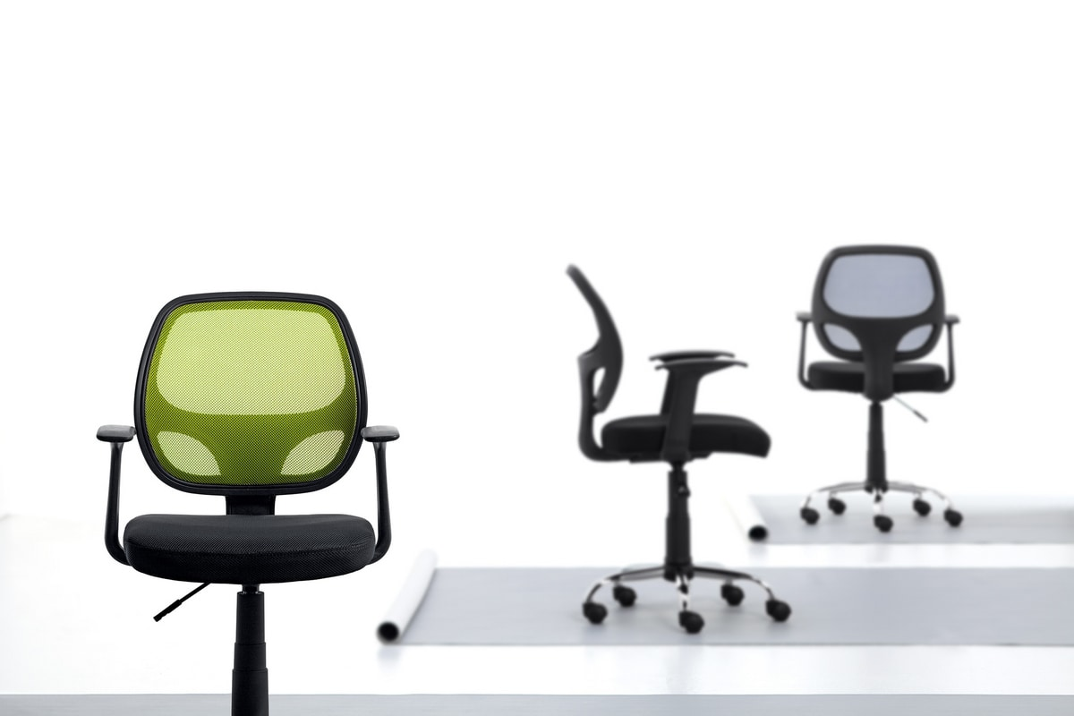 Tami 01, Task chair with mesh back