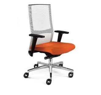 TITANIA 2848, Task chair with mesh back