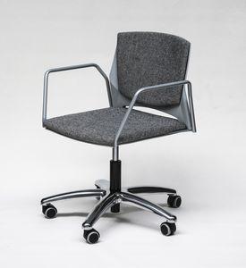 TREK 041S, Office chair on wheels