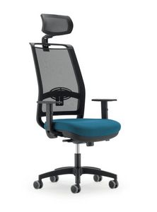 UF 327 / A, Operative office chair with lumbar support