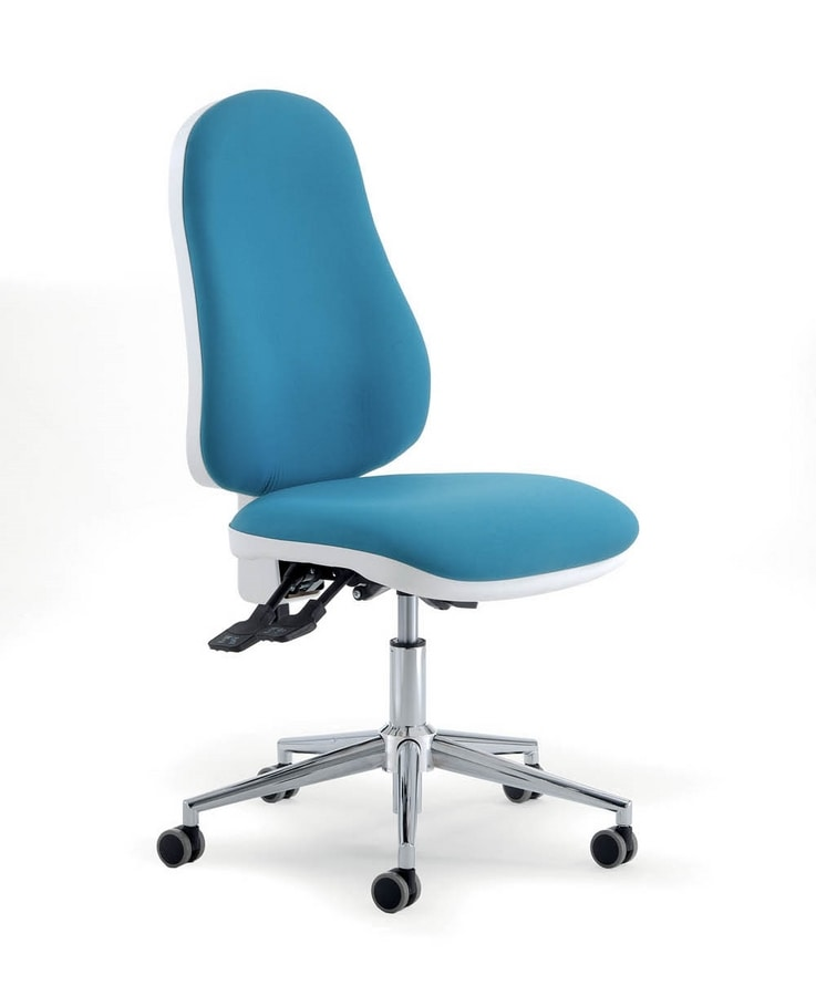UF 342, Padded task chair for office