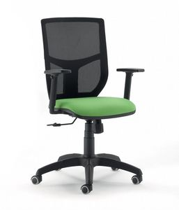 UF 348, Office chair, mesh back