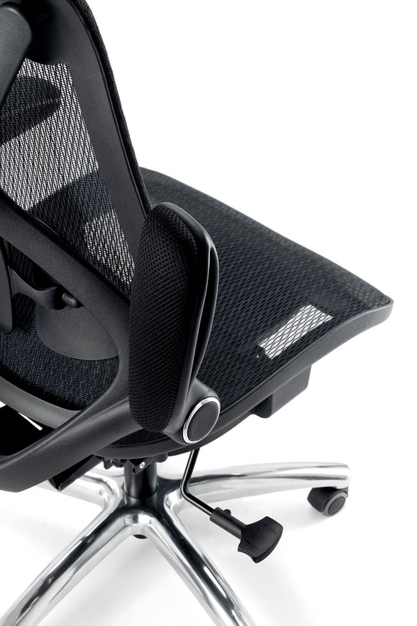 UF 468, Ergonomic office chair