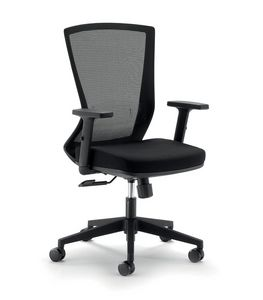 UF 574, Operational office chair, in mesh