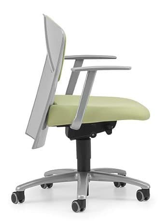 VULCAN 1432 Z, Chair with tilt mechanism for computer use
