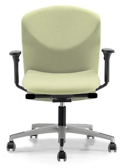 VULCAN 1447 Z, Task chair with armrests, for the home and office