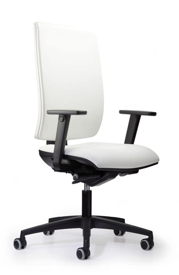 WIND 103, Operational office chair, padded, easy to use