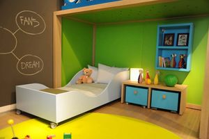 Mammolo, Bed for preschool age type