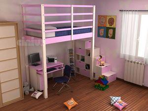 Nido, Mezzanine bed for children