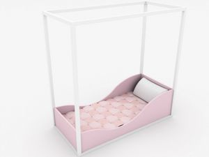Princess, Canopy bed for girls