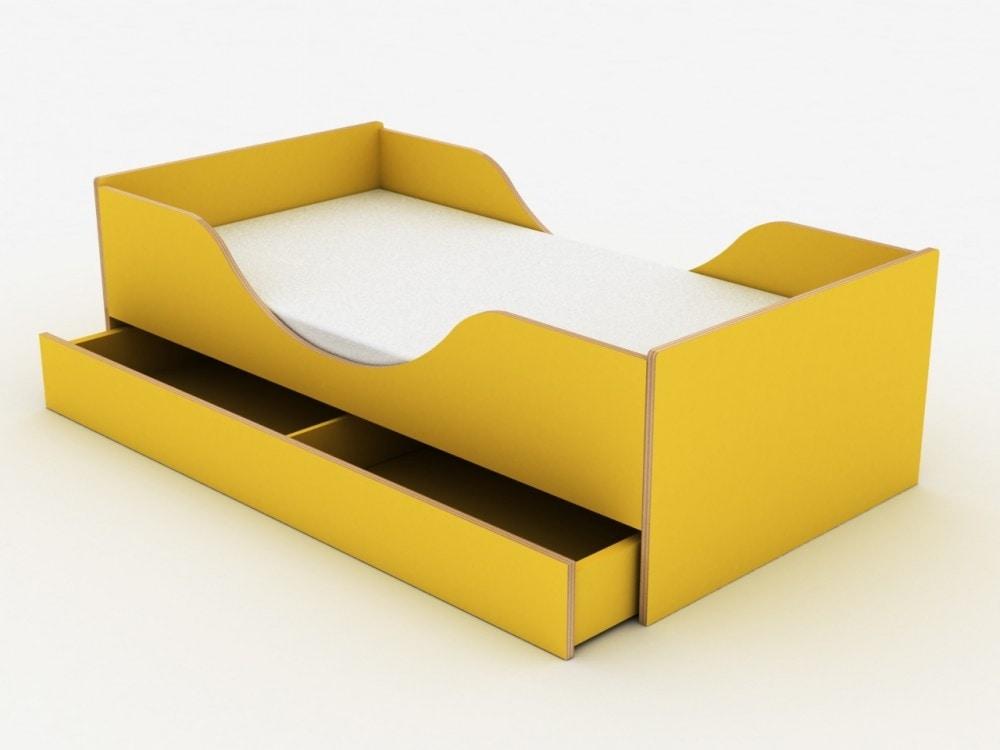 Sleep, Crib convertible into a Montessori bed