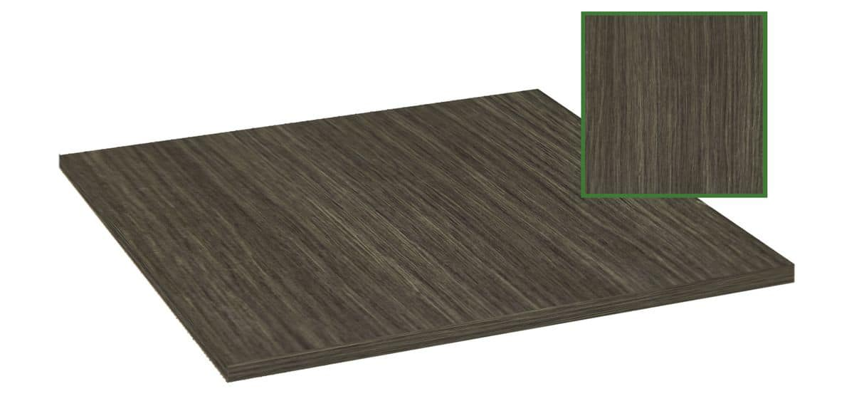 Table top in melamine forest, Table top in melamine forest
