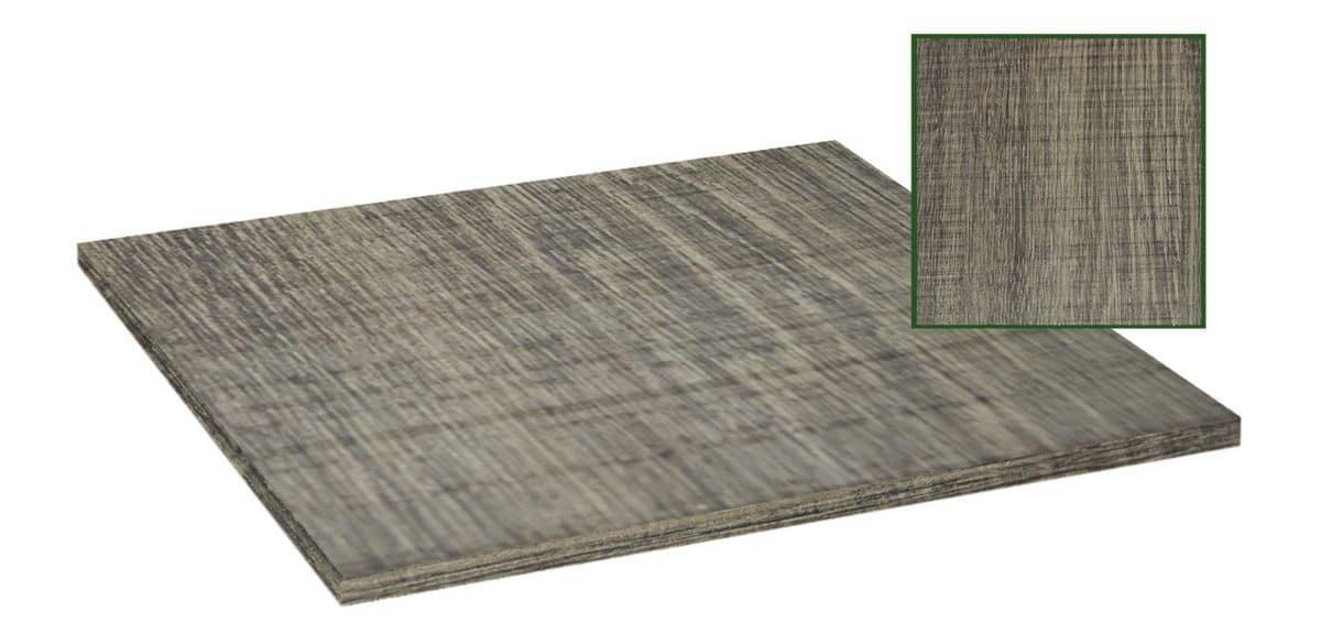 Table top in melamine swamp, Table top in melamine swamp