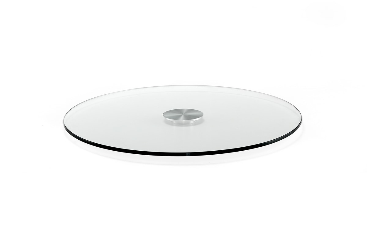 Table tops in glass, Glass tops for contract tables
