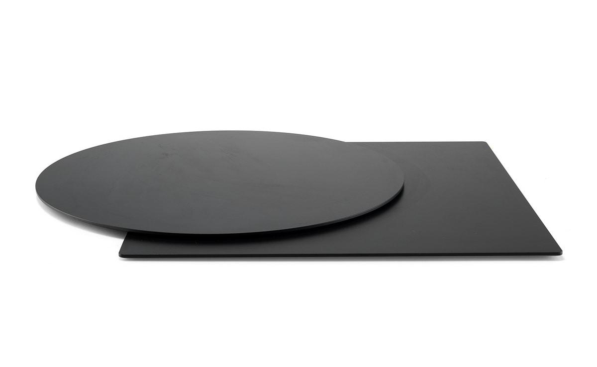 Table tops in HPL, Stratified top in HPL