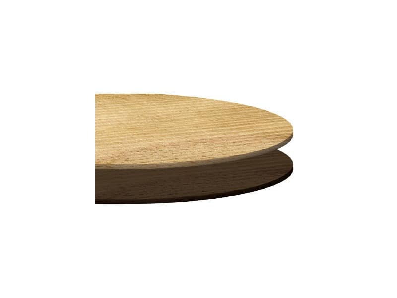 Tops laminate cod. 113, Round top for coffee table, various finishes, for snack bars