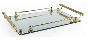 1731, Rectangular tray in classic style