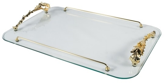 1746, Tray with rounded edges