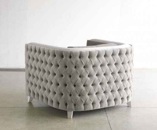 Art. VL911, Padded  armchair, ideal for modern offices and living room