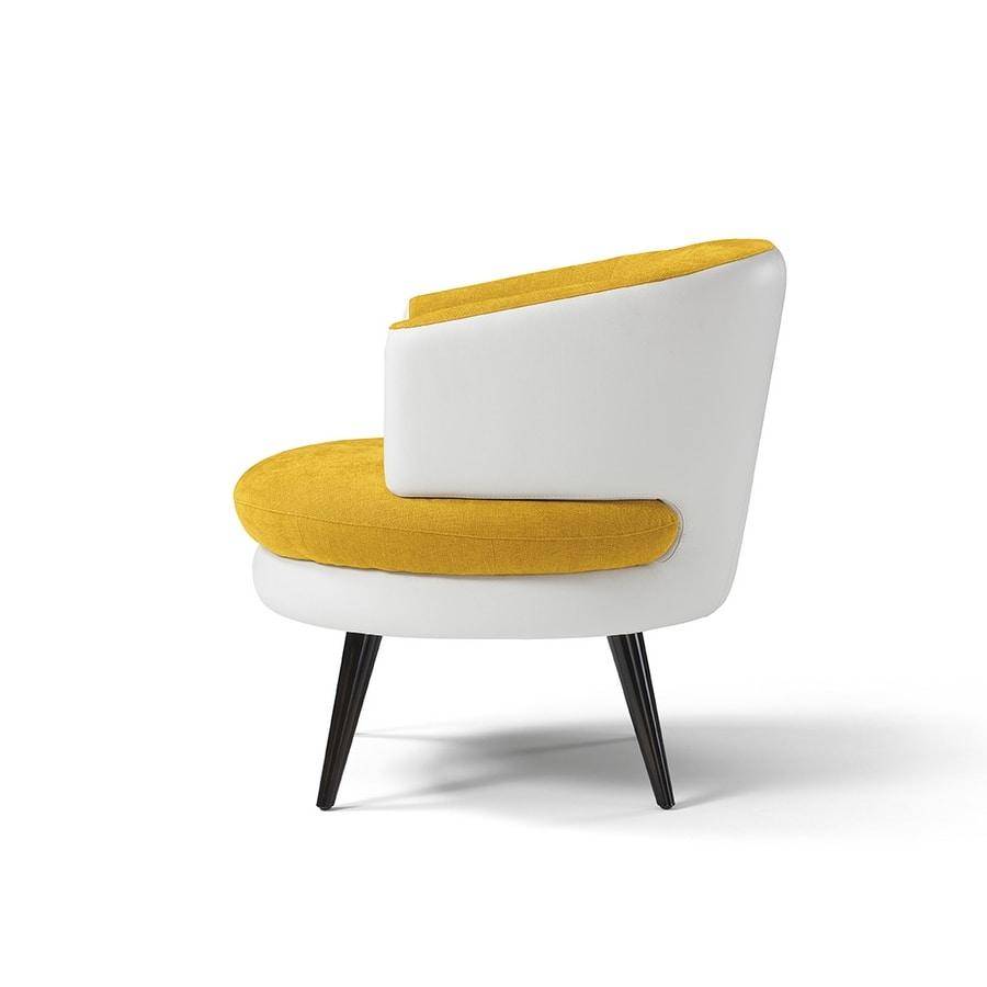 Blenda, Contemporary design armchair