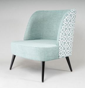 BS492A - Armchair, Armchair for living rooms and reception