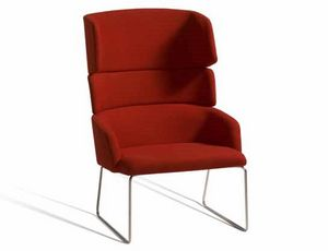 Concord 527UV, Relax armchair with sled base