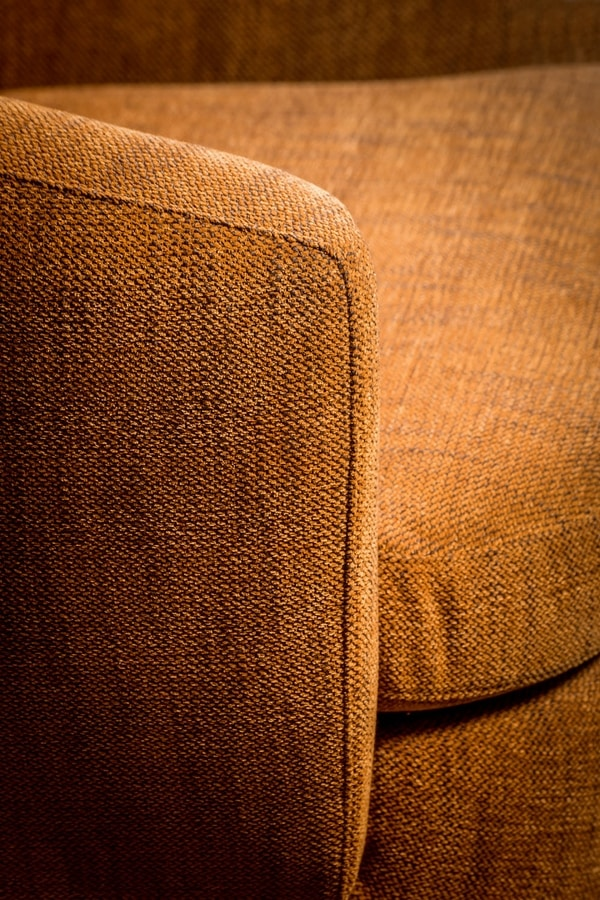 Gabrielle, Swivel upholstered armchair
