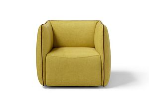 Ludo, Armchair on swivel base
