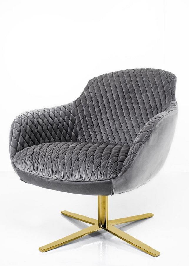 Miley, Wrap-around armchair
