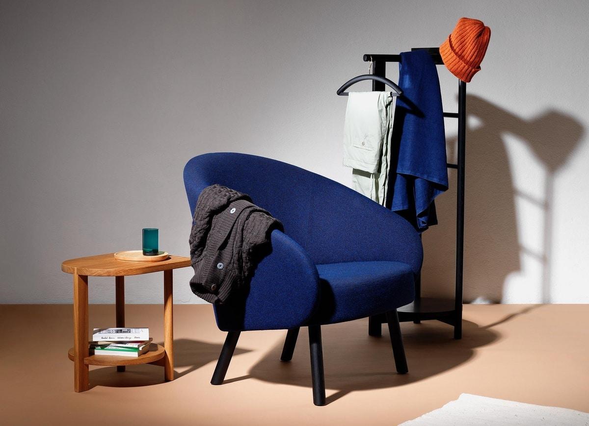 Nasu XL, Enveloping modern armchair