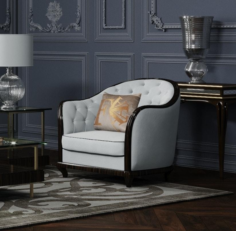 New York/CL armchair, Tub chair