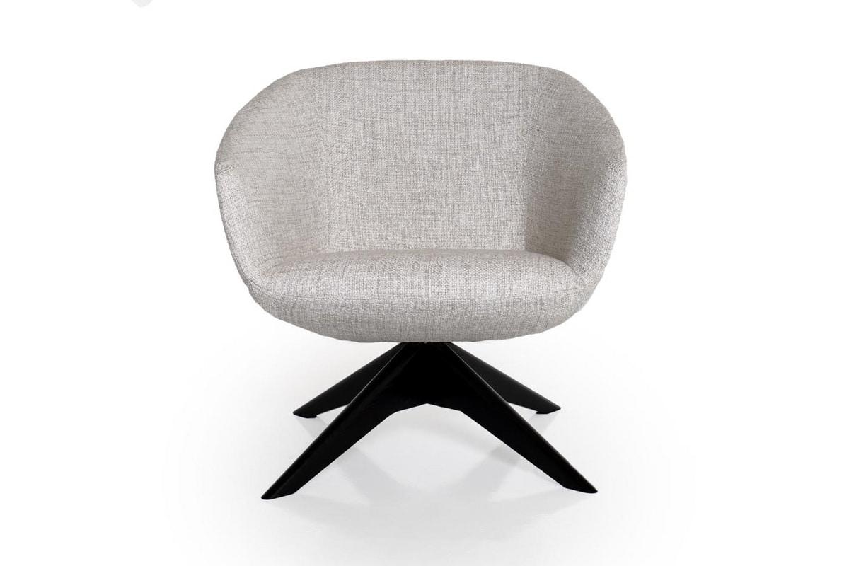 Selena, Cockpit armchair, customizable