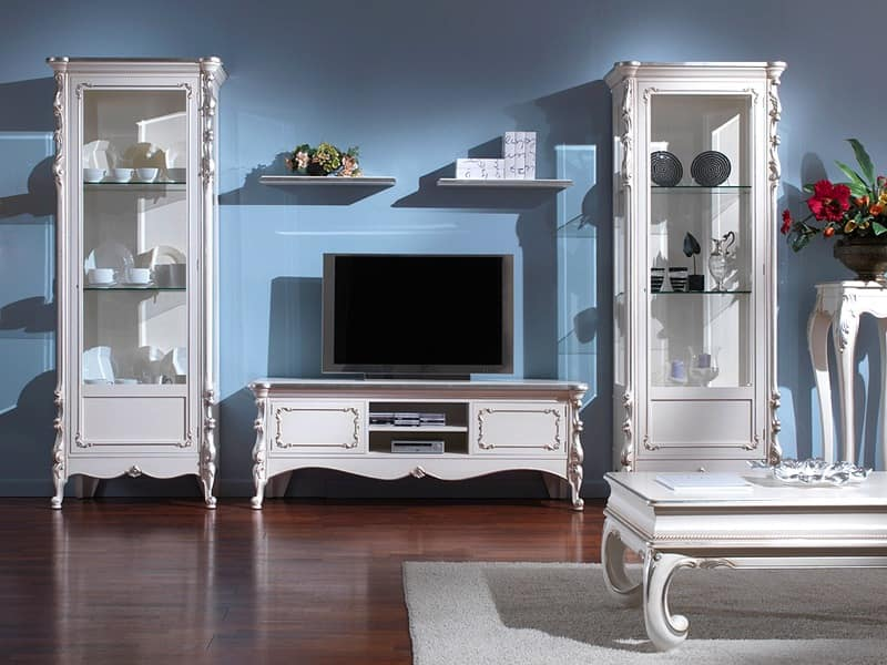 3505 TV STAND, Classic tv stand for Hotel Room