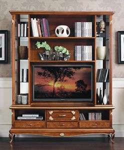 Art. 3078, TV cabinet in classic style