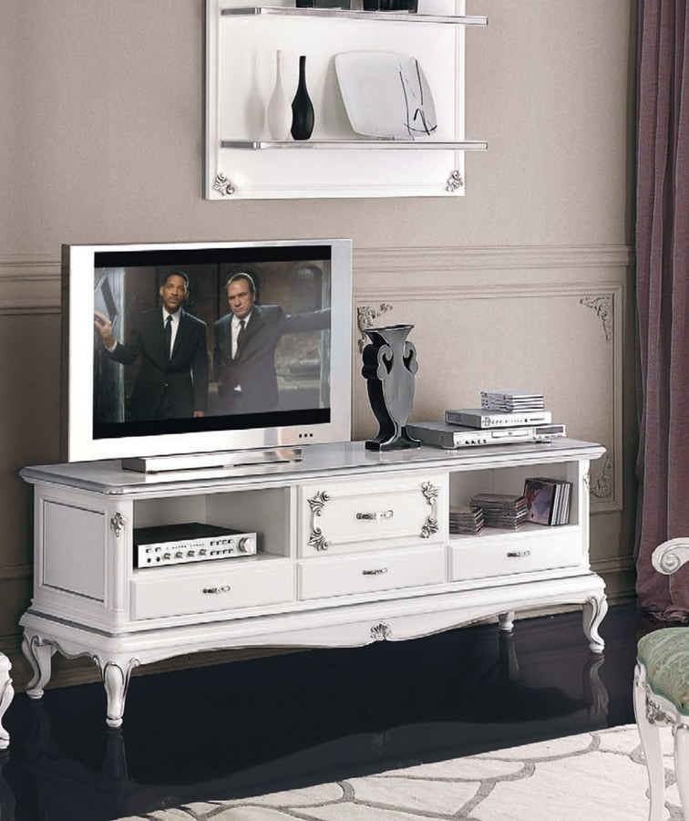 Art. 3210, TV stand in art deco style