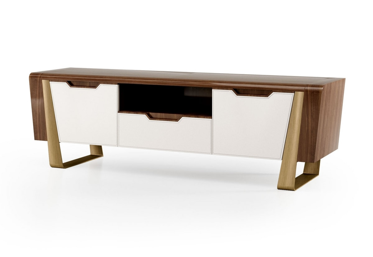 ART. 3454, TV cabinet with a contemporary design