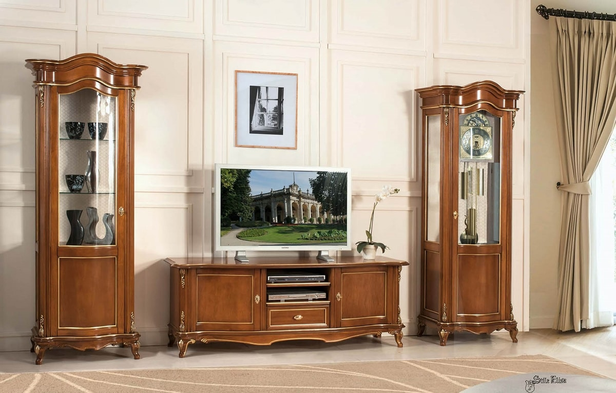 Art. 3518, Low TV stand