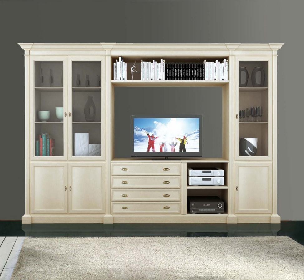 Art. 3602, Living room furniture with TV stand
