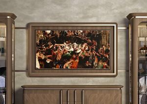 Art. 5007, TV wall frame