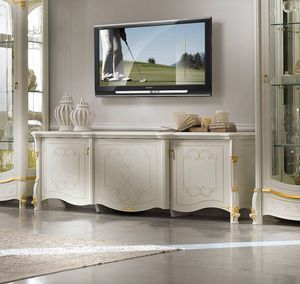 Diamante Art. 2608, Low TV cabinet