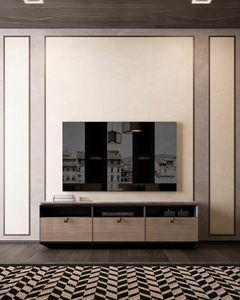 Dragonfly Art. D640, Low TV cabinet