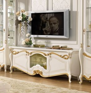 Fenice Art. 1608, Classic style TV stand