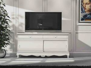 Fenice tv stand, TV cabinet with sliding doors