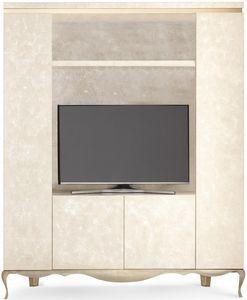 Ghirigori tv stand cabinet, Classic TV stand cabinet