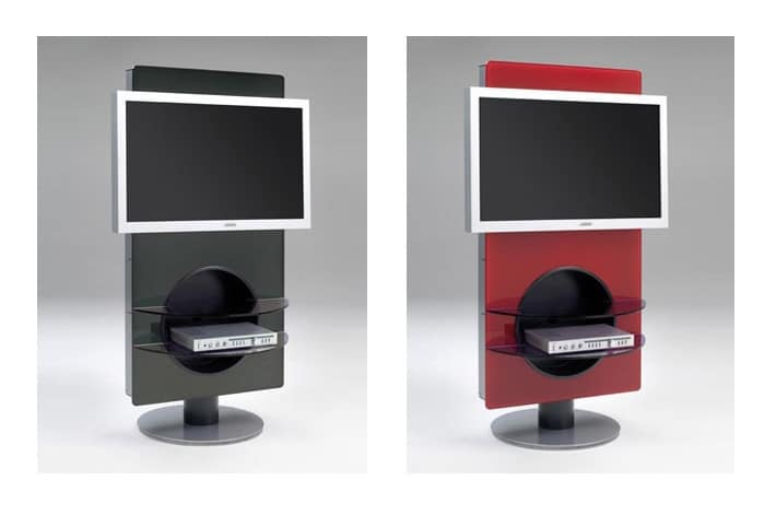 Jazz, Revolving TV-stand with shelves