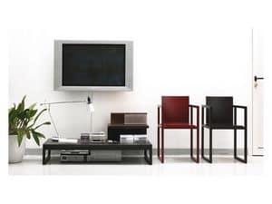 O-Razio, TV stand