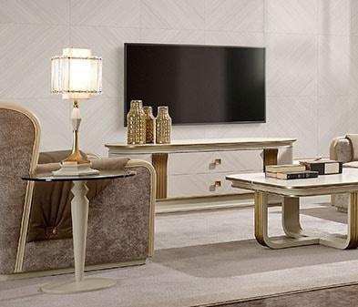 Oliver Art. OL54, Refined TV cabinet